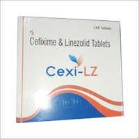 Linezolid Tablet