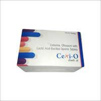 Cefixime Ofloxacin