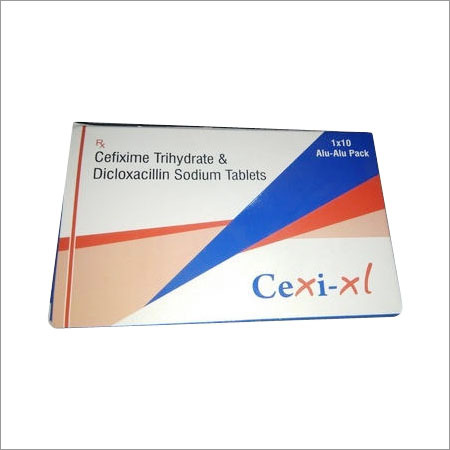 Dicloxacillin Sodium Tablet