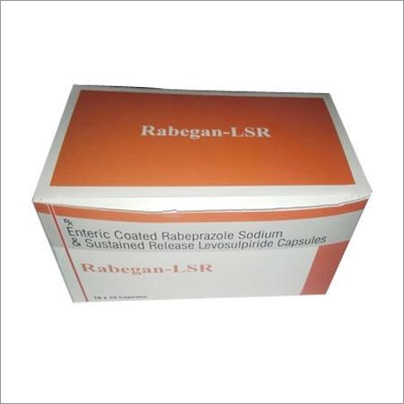 EC Rabeprazole Sodium And SR Levosulpiride Capsule
