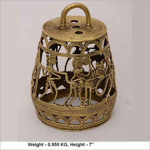 Brass Handicraft Lamp