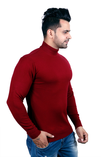 Woolen Mens Sweater