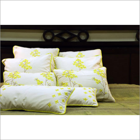 Fancy Handloom Cotton Cushion Covers