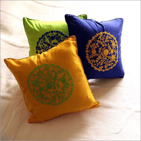 Designer Embroidery Cushion Covers