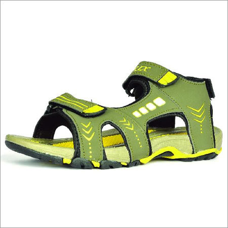 Mens Yellow Sandals