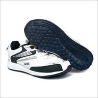 Blue & White Fylon Sole Sports Shoes