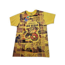 Boys Printed Cotton Tshirt