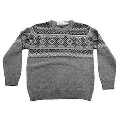 Boys Jacquard Sweater