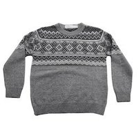 Boys Jacquard Sweater