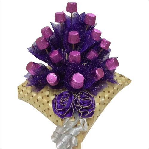 Homemade Chocolate Bouquet