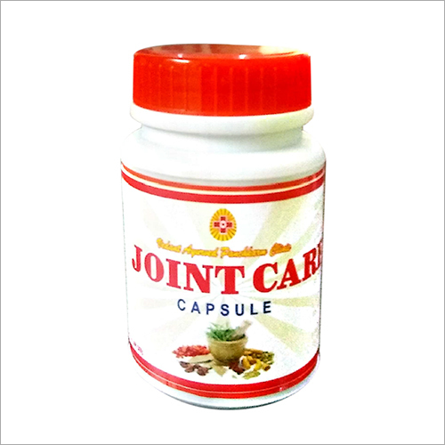 Joint Care Capsules For Arthritis