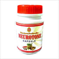 Neurotone Capsules For Parkinson