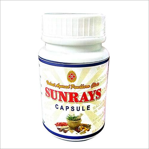 Sunrays Capsule