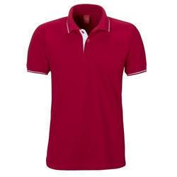 Boys Plain Polo Tshirt