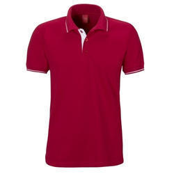 Boys Plain Polo T Shirt