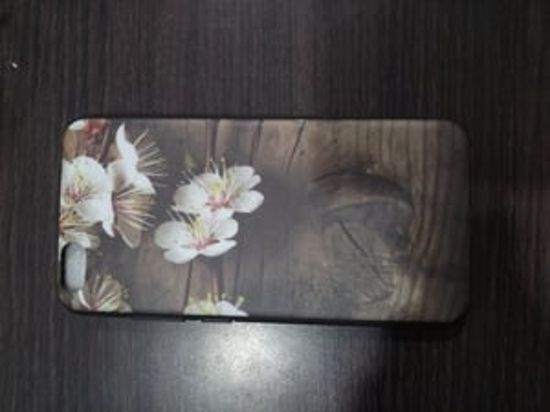 Floral Design Mobile Cover