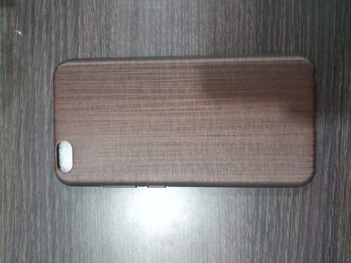 Leather Mobile Back Cover