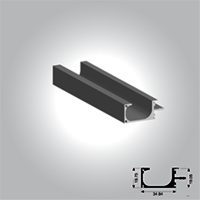Aluminium Handle Profile