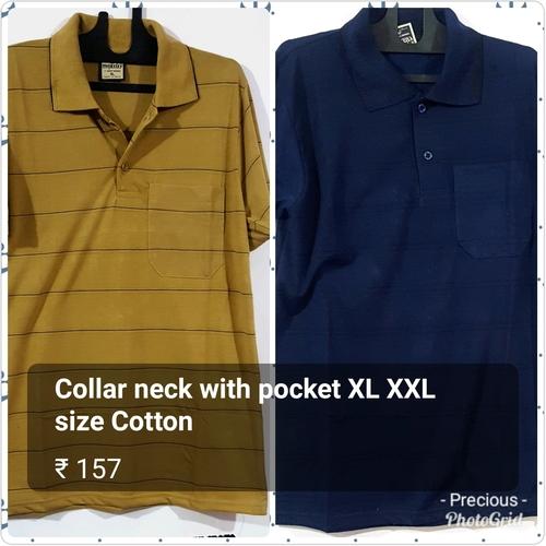 Mens Collared T Shirts