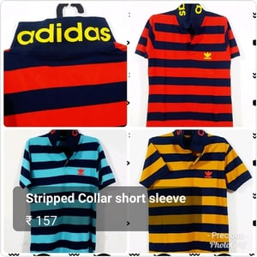 Mens Striped T Shirts