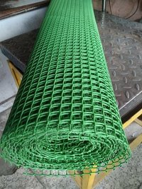 Plastic Plain Wire Mesh