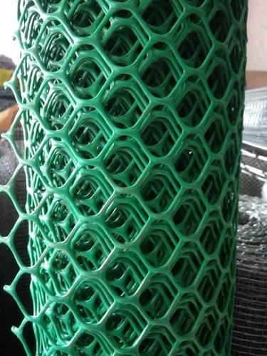 Plastic Hexagonal Wire Mesh