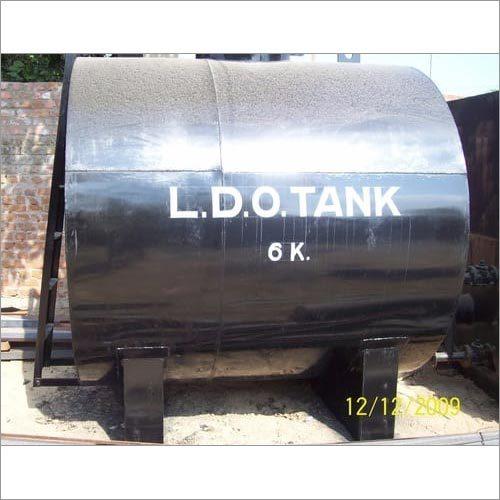 Round LDO Tank