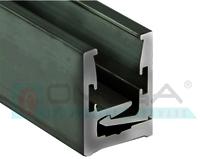 Interlocking Glazing Profile Square