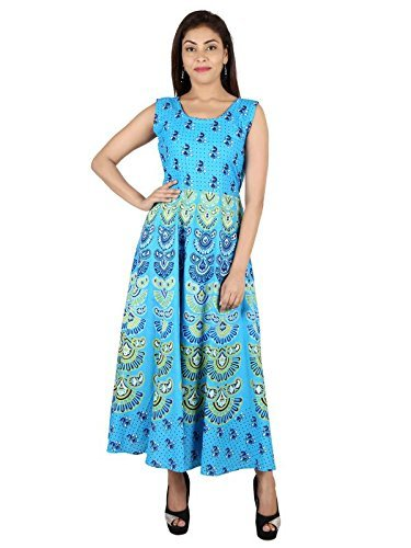 Traditional Long Jaipuri One Piece Frock