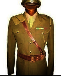 Indian Police Uniform