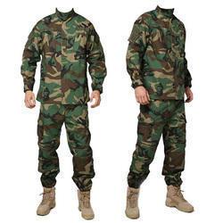 Military Men Uniform