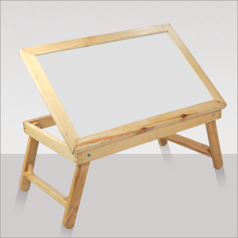 Wooden Folding Study Table