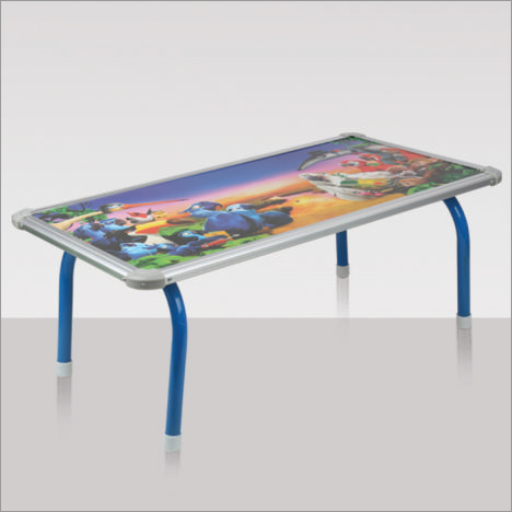 Kids Printed Study Table