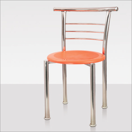 Cafeteria steel Chair