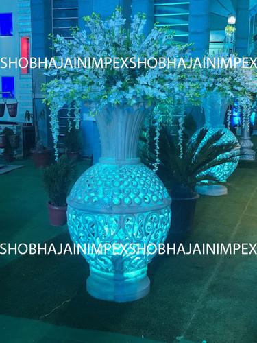 Jali Wedding Flower Pot