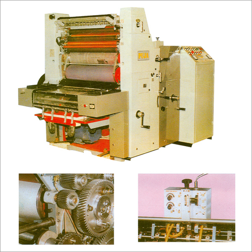 Industrial Sheet Fed Offset Printing Machine