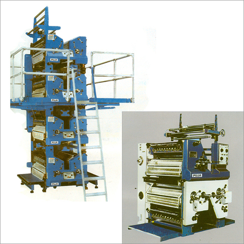 Web Offset Presses