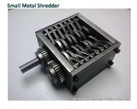 Small Metal Shredder