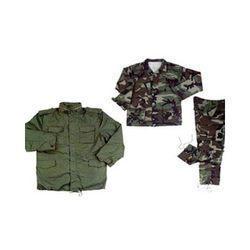 Para Military Uniform