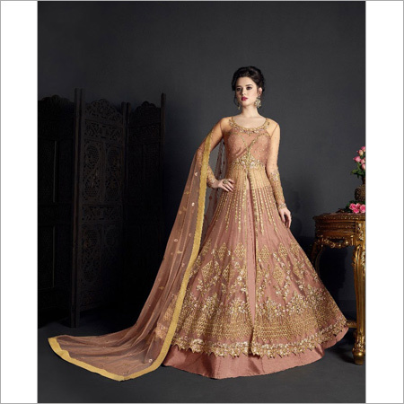 Ladies Designer Lehenga Suit