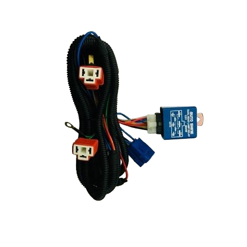 Headlight Relay with wiring kit