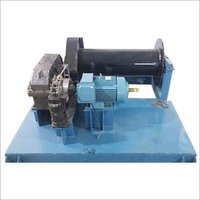 Electric Rope Winches