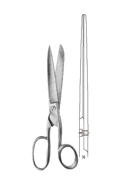 SMITH (Empisiotomy Scissors)