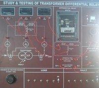 Transformer Differential Relay Setup