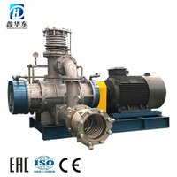MVR Steam Vacuum Pump