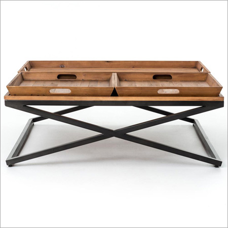 Wooden Tray Folding Table