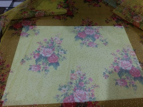 Digital Print Mesh Fabric