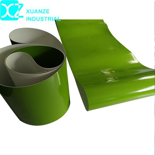 Steel Coil Wrapper Belt