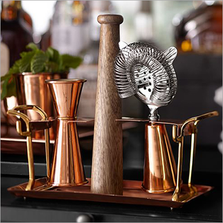 Copper Bar Tools