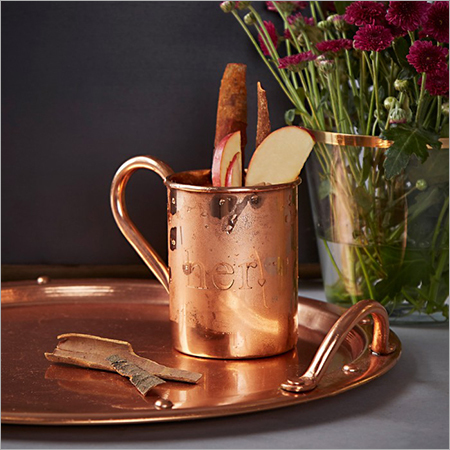 Copper Mug Plain